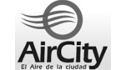 Logotipo de Air City de Culiacan