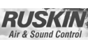 logo de Ruskin Air & Sound Control