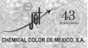 logo de Chemical Color de Mexico