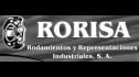 logo de Rodamientos Y Representaciones Industriales S.a. De C.v. Rorisa