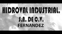 logo de Hidroval Industrial