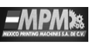 logo de Mexico Printing Machines