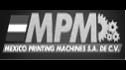 Logotipo de Mexico Printing Machines