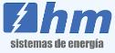 logo de HM Sistemas de Energia