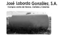 logo de Jose Laborda Gonzalez S.A.
